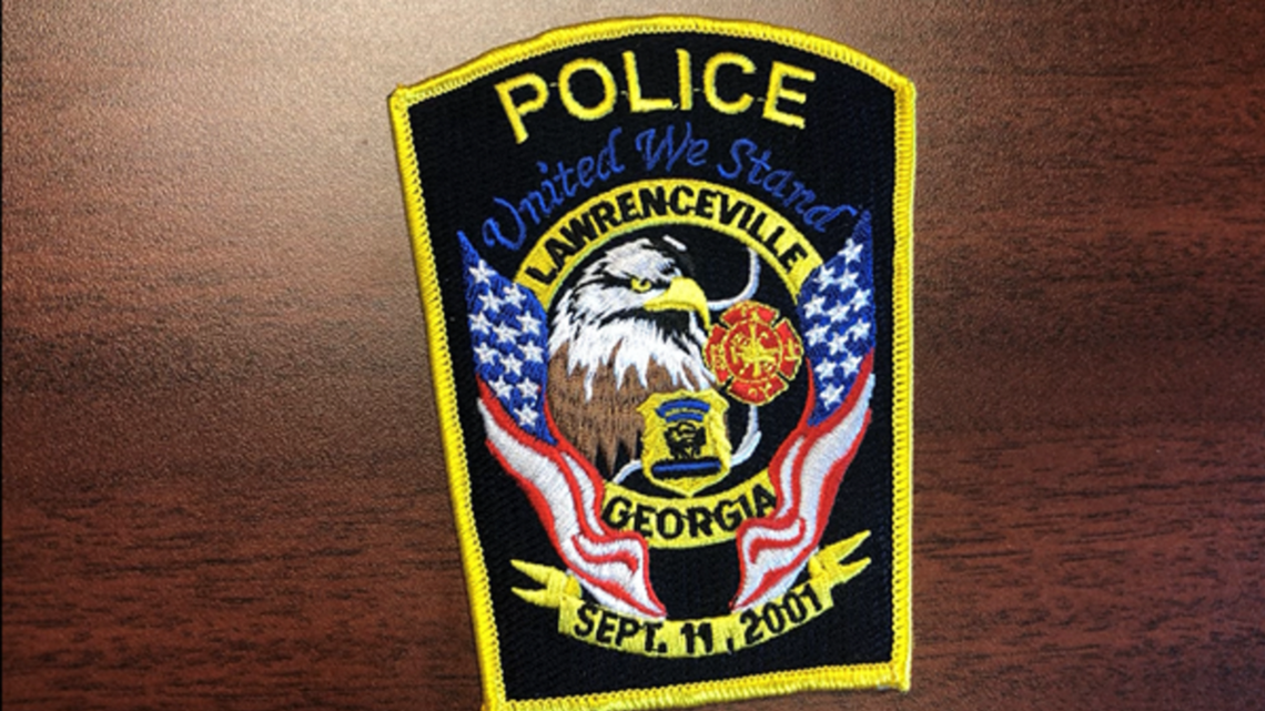 Lawrenceville Police Department lieutenant remembers 9/11 with uniform patch