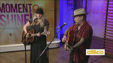 The Waymores perform on A&C