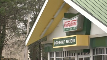 Georgia Tech students' trip to Krispy Kreme ends with them forced to withdraw cash from ATM at gunpoint