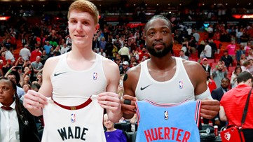 Atlanta Hawks: Kevin Huerter is a man of many nicknames ... and unlimited shooting range
