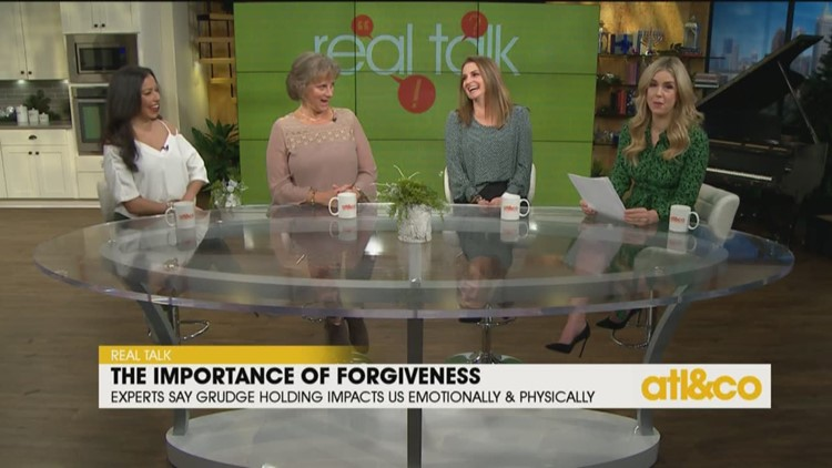Real Talk: The importance of forgiveness