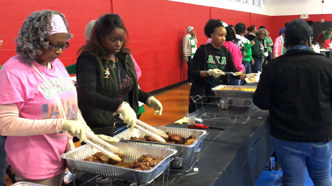 MLK Day of Service returns to East Point