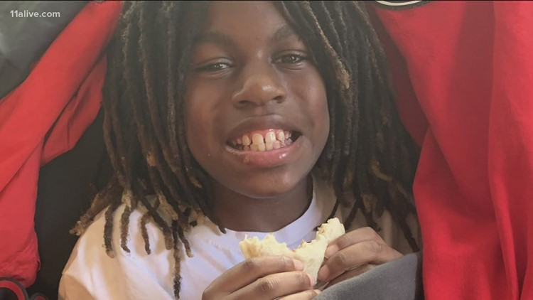 Falcons surprise boy who lost mother, grandmother and sister in fire with Super Bowl tickets