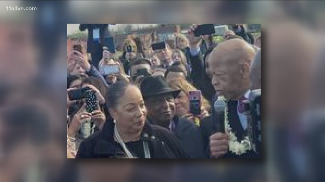 As voters look to fill seat of late congressman John Lewis, longtime friend speaks of his legacy