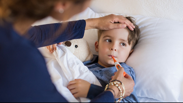 'Very active' flu season continues as a second wave could be coming