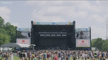 Music Midtown scheduled for this weekend