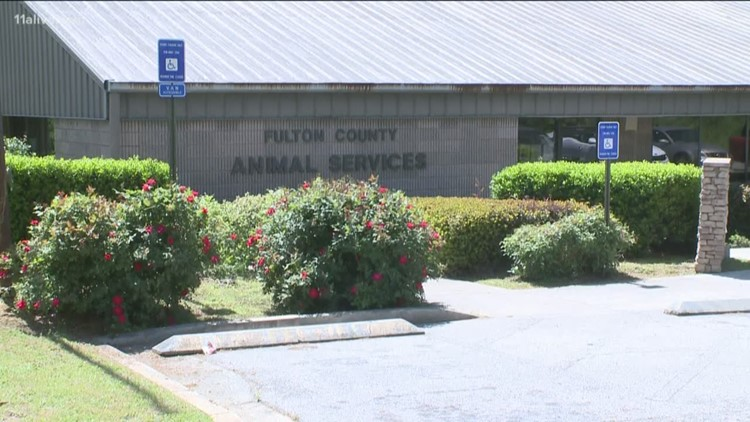 Plans for new animal shelter in Fulton County