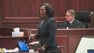 Rosenbaum Murder Trial - Dasha Young presents the prosecution's rebuttal close