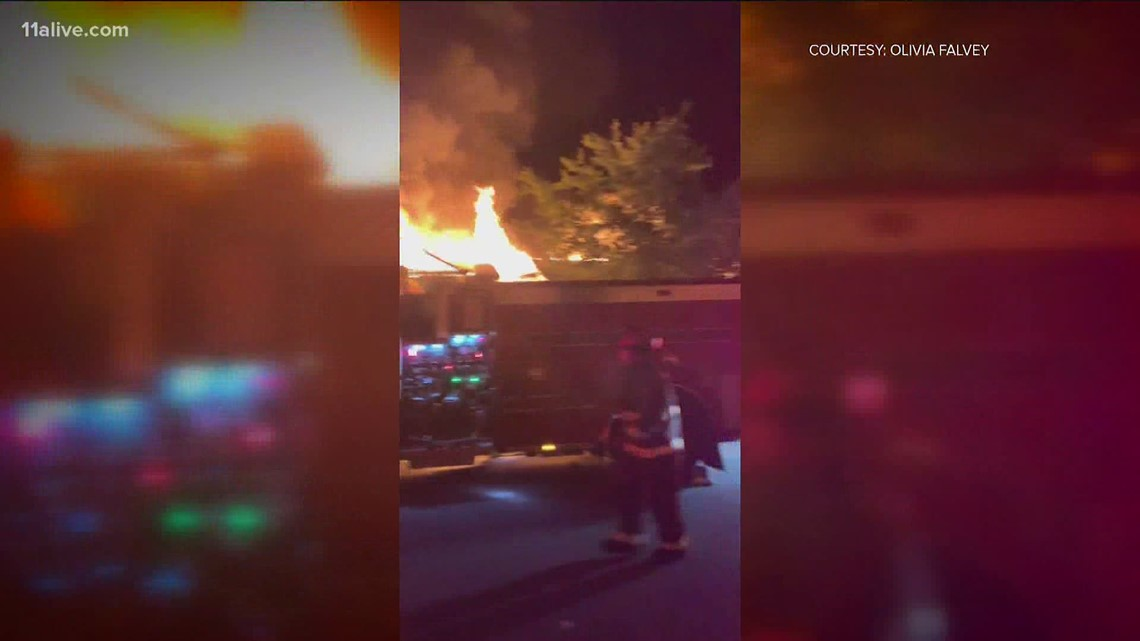 Fundraiser launched for families who lost homes in Cherokee County fire