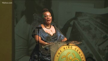 King Center hosts Salute to Greatness Awards Gala