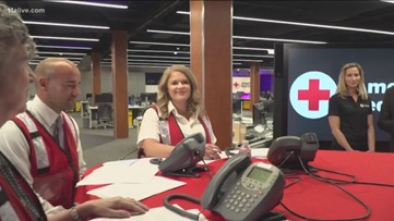 11Alive holds telethon with Red Cross  to help hurricane victims