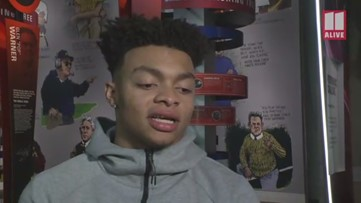 Justin Fields excited to be up for Heisman Trophy