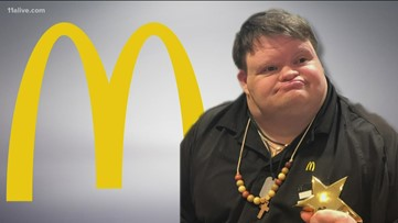 Man with Down Syndrome, recognized for working at same McDonald's for 27 years, dies