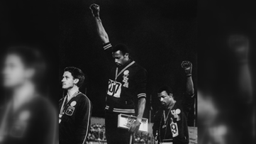 An upraised fist of freedom: The Legend of Tommie Smith