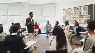 Local teen gets scholarship to Harvard