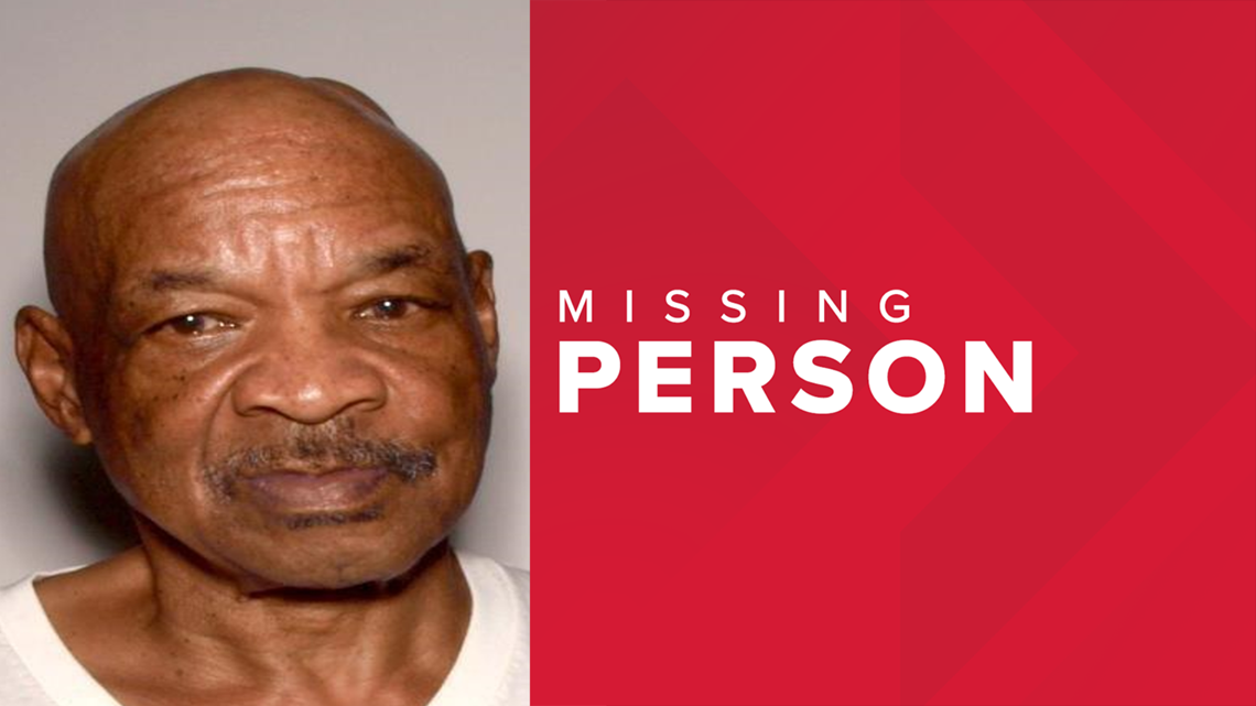East Point police looking for missing elderly man