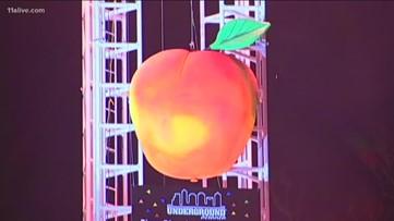 Atlanta mayor: No Peach Drop to ring in 2020