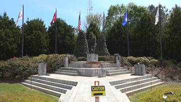 Veterans War Memorial to be taken down, new memorial planned for city center