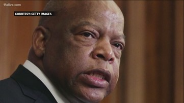 Exclusive: Rep. John Lewis responds to 11Alive's reports on Atlanta Child Murders