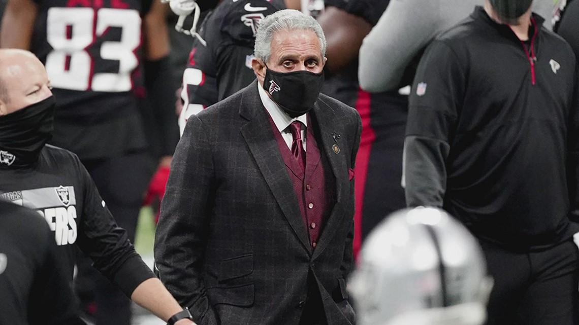 Arthur Blank says Falcons future may not include Matt Ryan or Julio Jones
