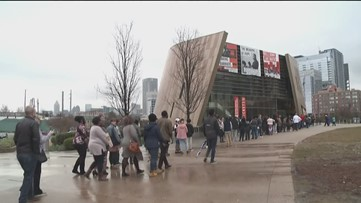 About 60K visited National Center for Civil and Human Rights Museum during Black History Month