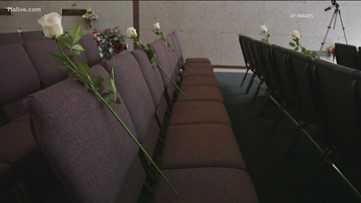 Sadness upon grief, tears without embrace: Georgia funeral directors prepare for possible death spike