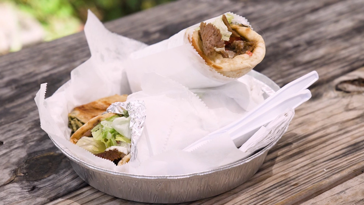 Family's downtown Greek restaurant has a special secret ingredient: Hope.