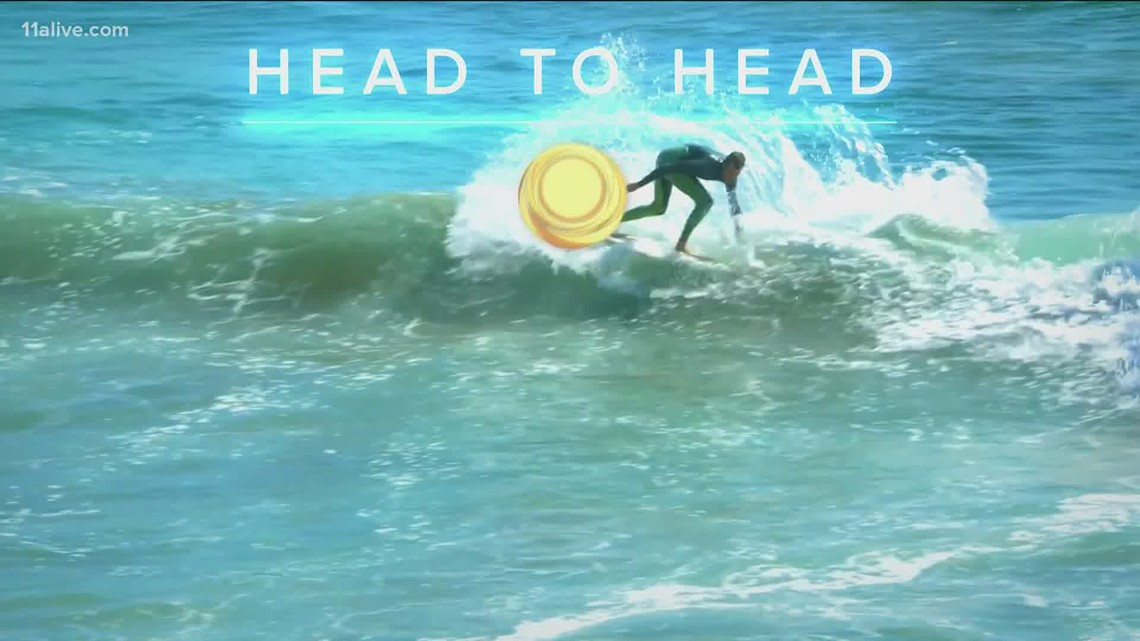 Olympic surfing rules
