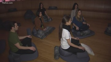 Can't get away? Study says meditation can have same effects as a vacation
