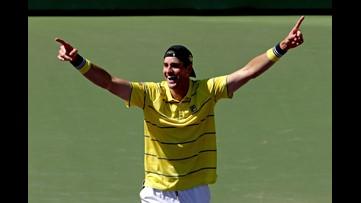 Biggest win of his career: John Isner wins Miami Open