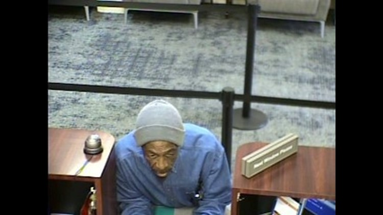 Newton Police, FBI looking for bank robbery suspect