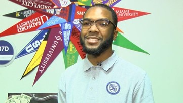 Teen defies odds, gets accepted to Yale