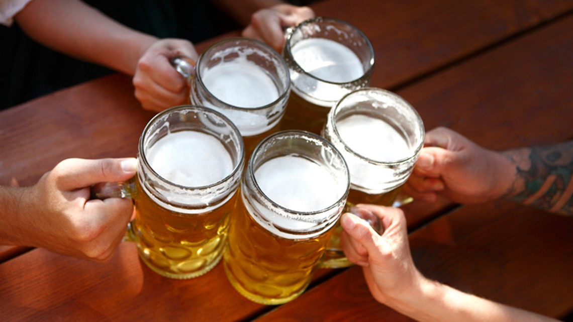 Cheers! You can now walk around with an alcoholic beverage legally in Lawrenceville