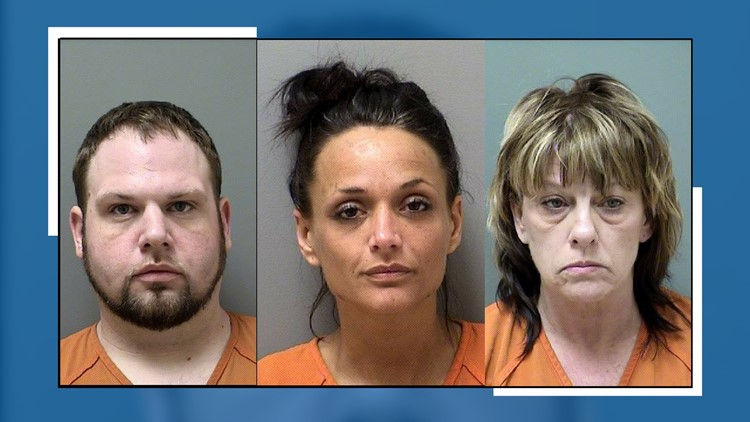 Trio Of Arrests Take Heroin Prescription Drugs Off Cherokee County