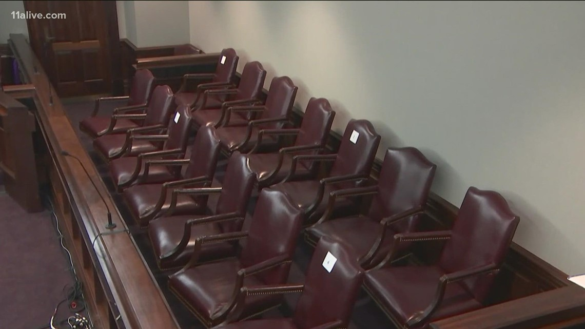 Why does the jury selection process take time to complete?