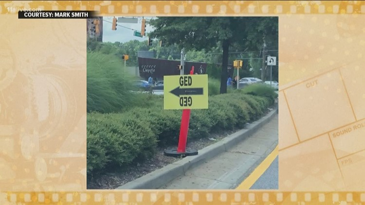 Decoding the CROSS EYE and GED production signs in metro Atlanta
