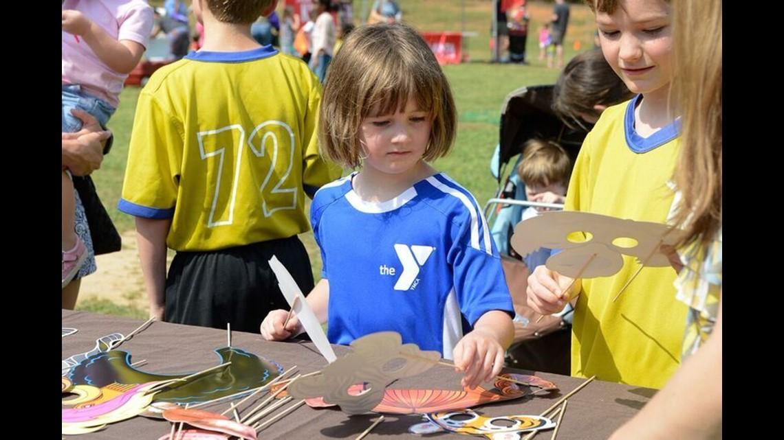 YMCA of Metro Atlanta Hosts Healthy Kids Day® Festival