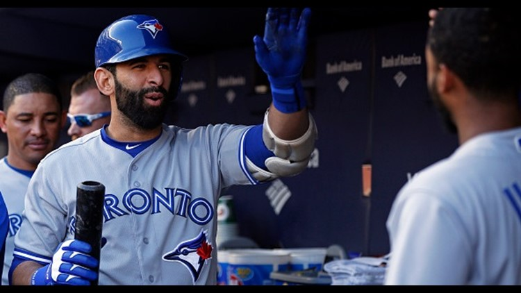 Former Blue Jay Jose Bautista has found a new home