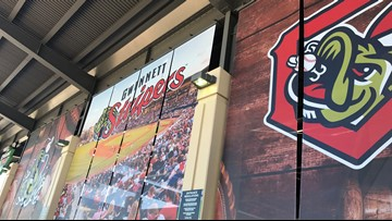 Gwinnett Stripers prepare to give thousands of dollars to non-profits