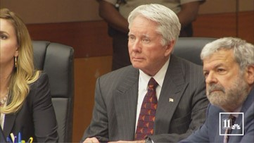 Tex McIver's Georgia law license suspended pending his appeal