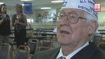 Kennesaw WWII vet bestowed French Legion of Honor
