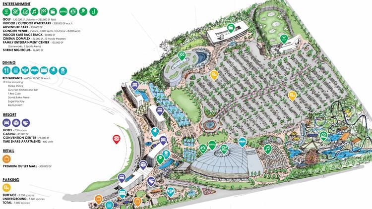 Atlanta Motor Speedway Casino proposal