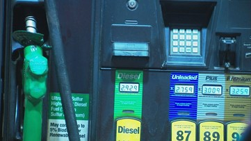 Gas prices highest in four years