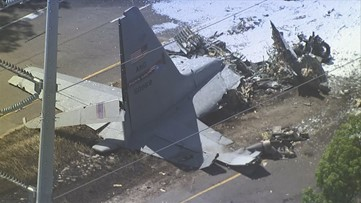 What to know about the Savannah military aircraft crash