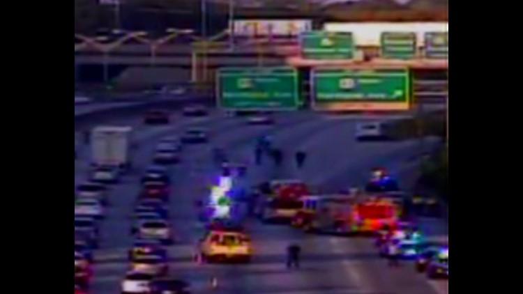 Atlanta Fire investigating deadly crash on I-20 at Moreland Avenue