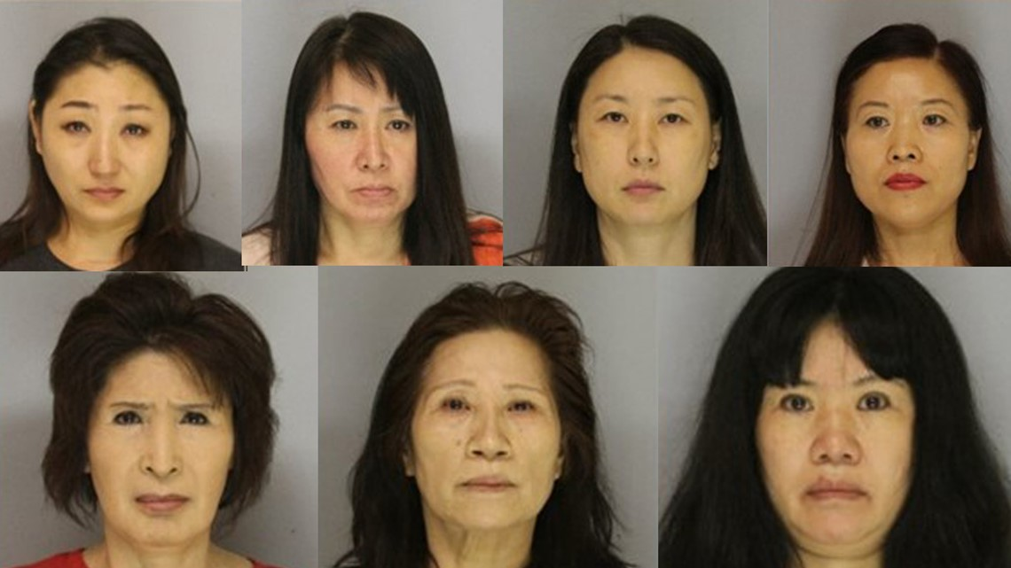 Gainesville Ga Escorts >> Five Massage Parlors Busted In Hall County 11alive Com