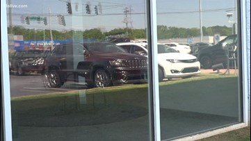 More questions than answers: How did thieves clear out a car dealership in a night?