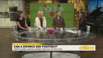 Real Talk: Can a divorce end positively?