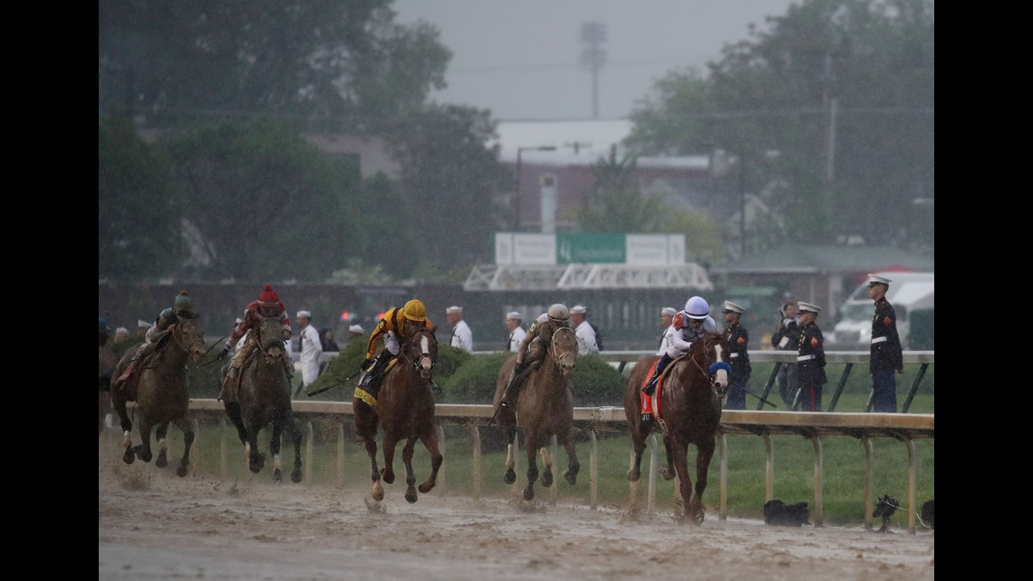 10 dollar bet on justify to win