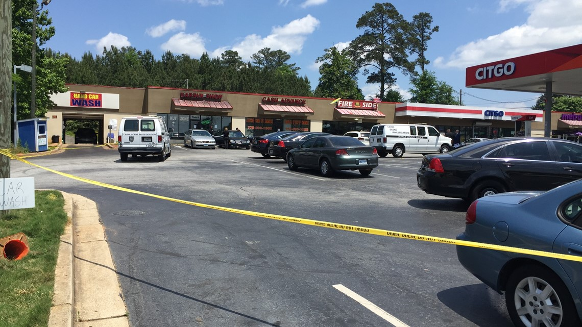Image result for Man found dead at Lithonia gas station identified